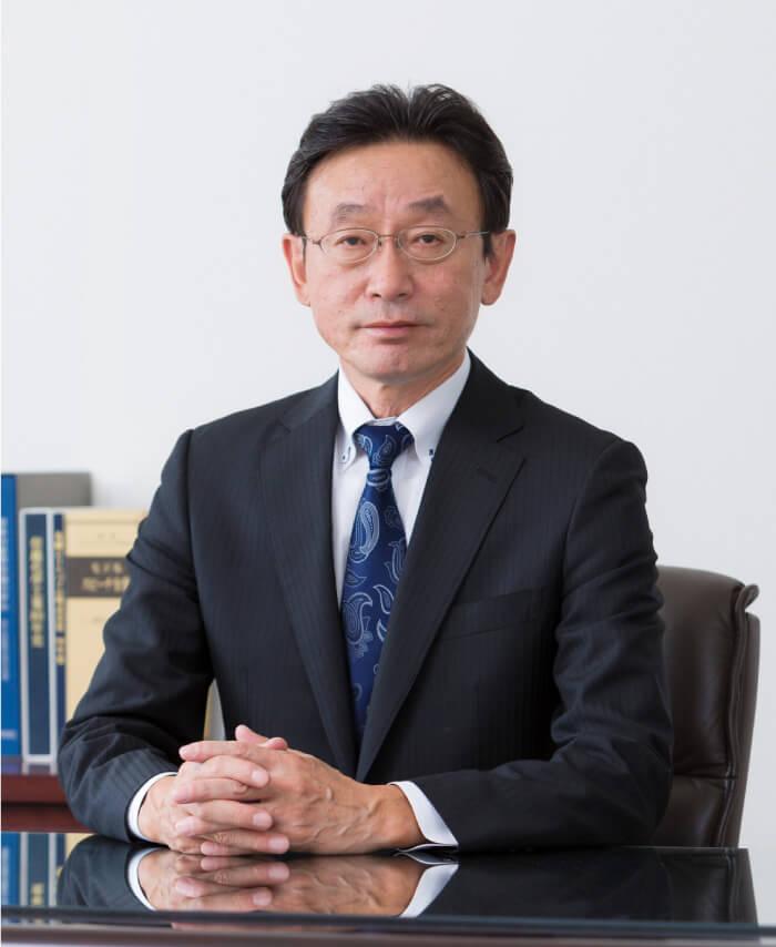 代表取締役社長 加藤 七郎